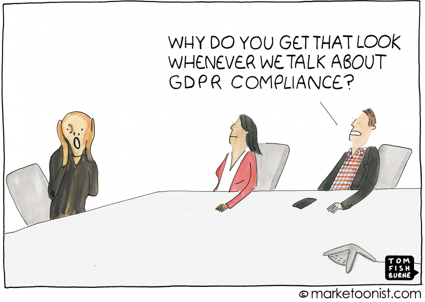 Fear Not Marketers Gdpr Help Is Here Constellation