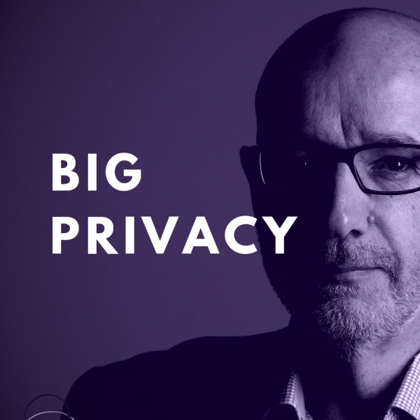 Big Privacy and Data Infrastructure for an Orderly Digital Economy