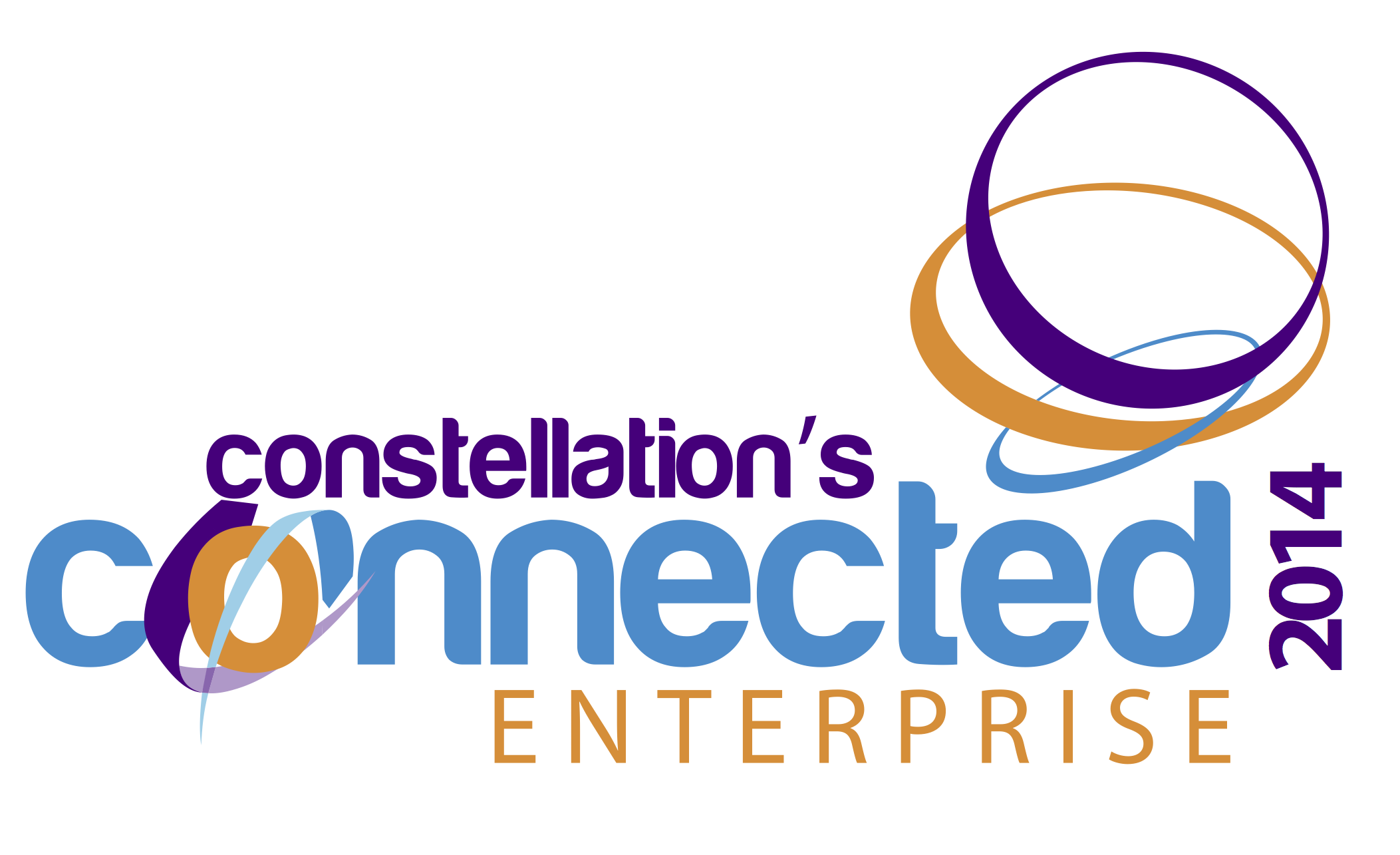 Constellation's Connected Enterprise Logo #CCE2014