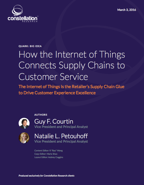 IoT Improves Retail Customer Experience