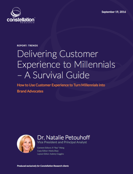 Delivering Customer Experience to Millennials A Survival Guide