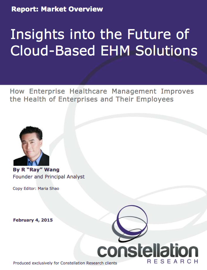 Insights into the future of cloud-based EHM