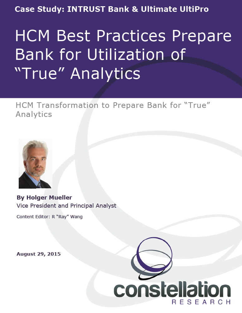 INTRUST Bank Ultimate Software Case Study