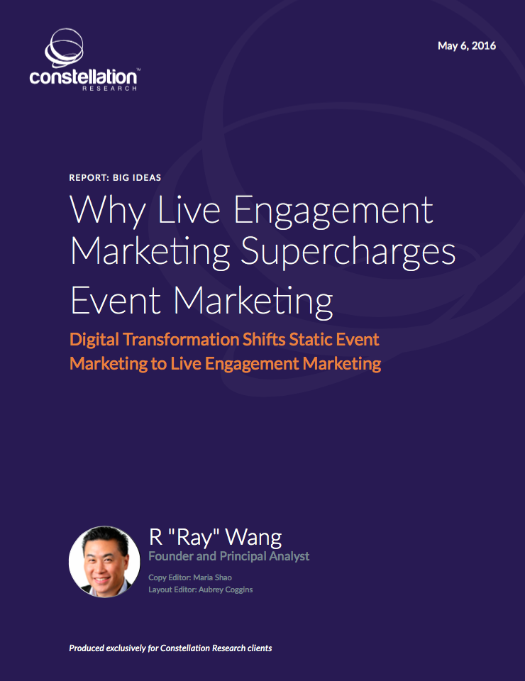 Live Engagement Marketing Overview