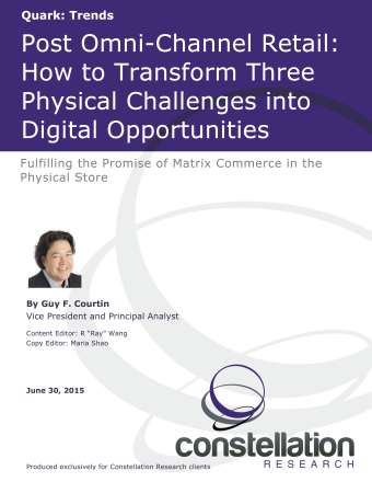 Omni-channel Retail How to Transform Physical Challenges into Digital Opportunities