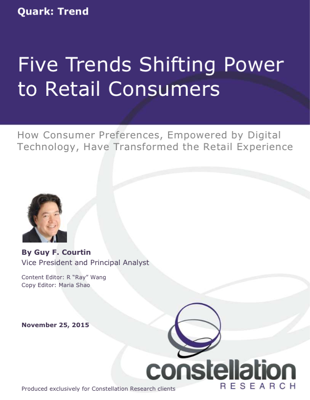 Retail Customer Gains Power Trends