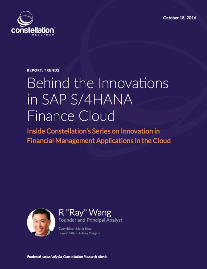 SAP S/4HANA Finance Cloud Review