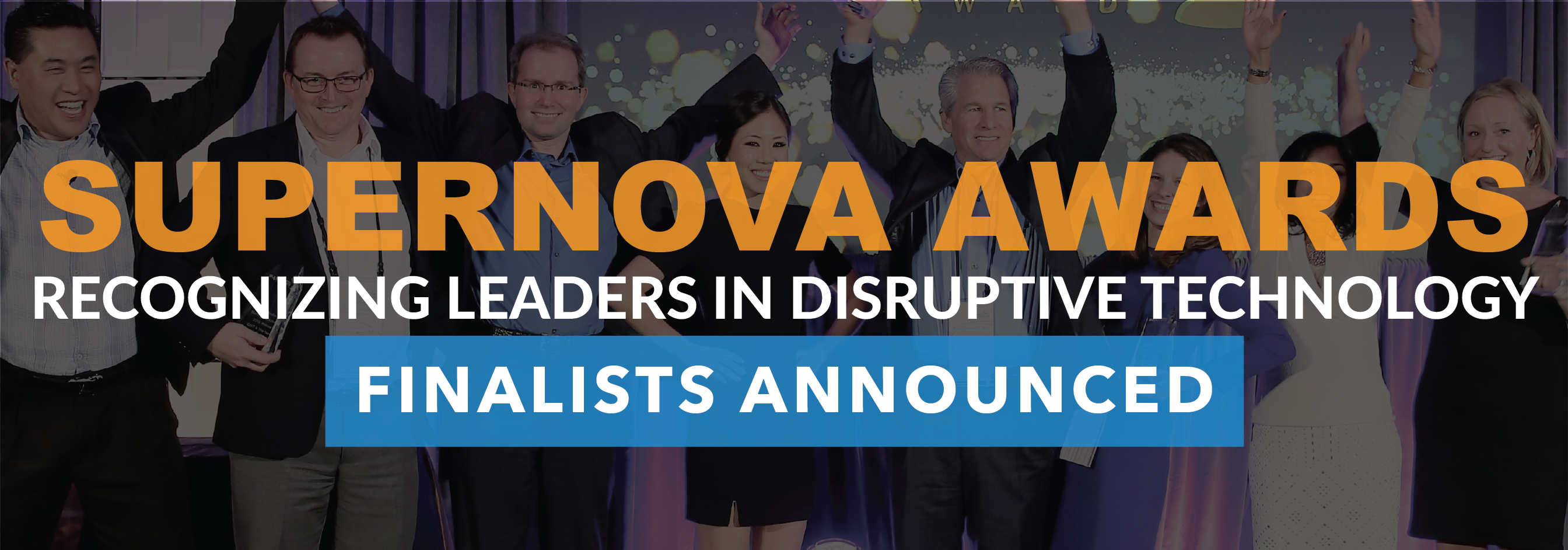 SuperNova Award finalists announced