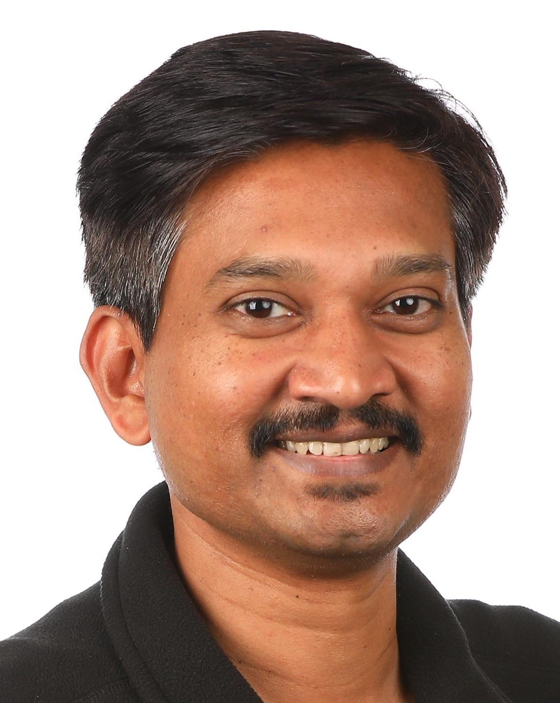 Sachin Gosavi headshot