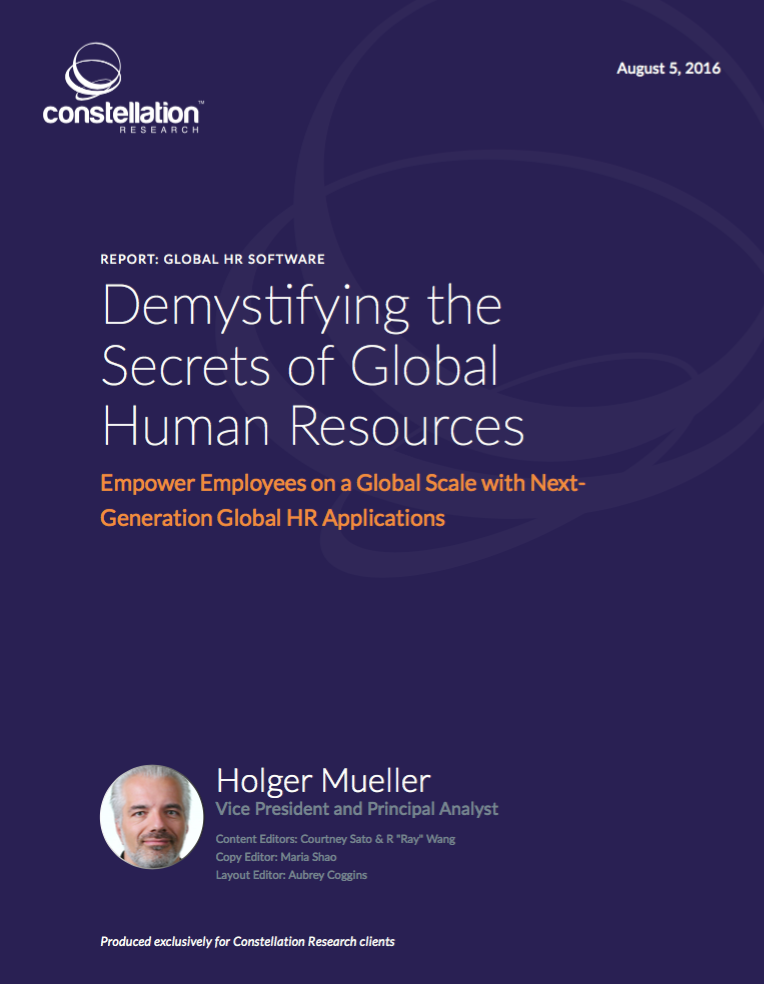 Demystifying The Secrets of Global HR