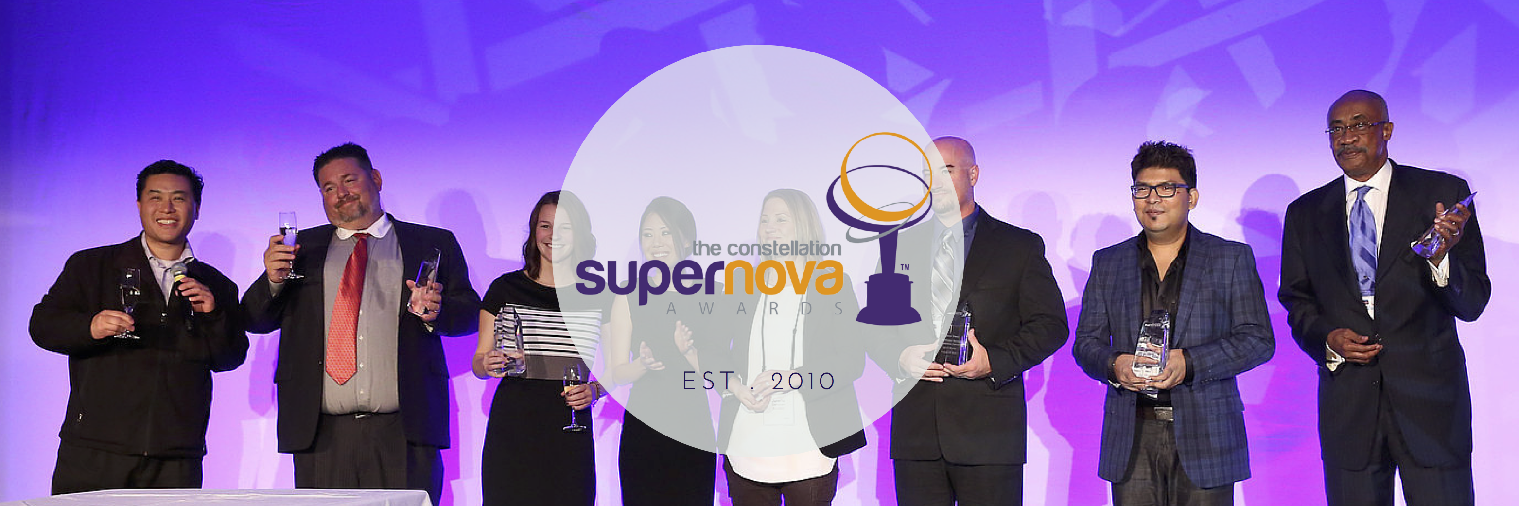 Constellation SuperNova Awards for leaders in digital business