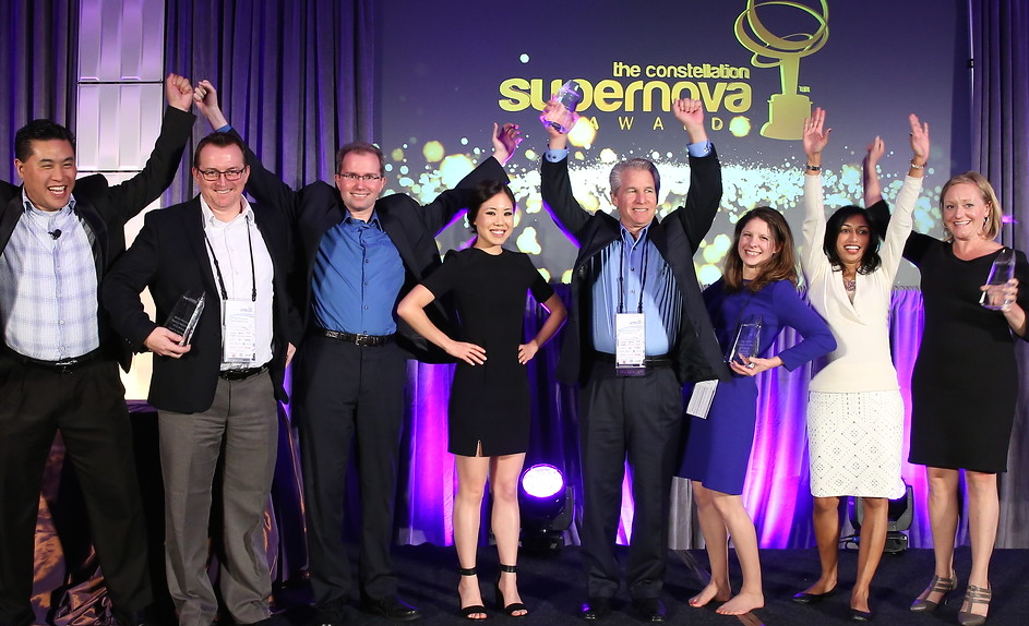 SuperNova Award Winners