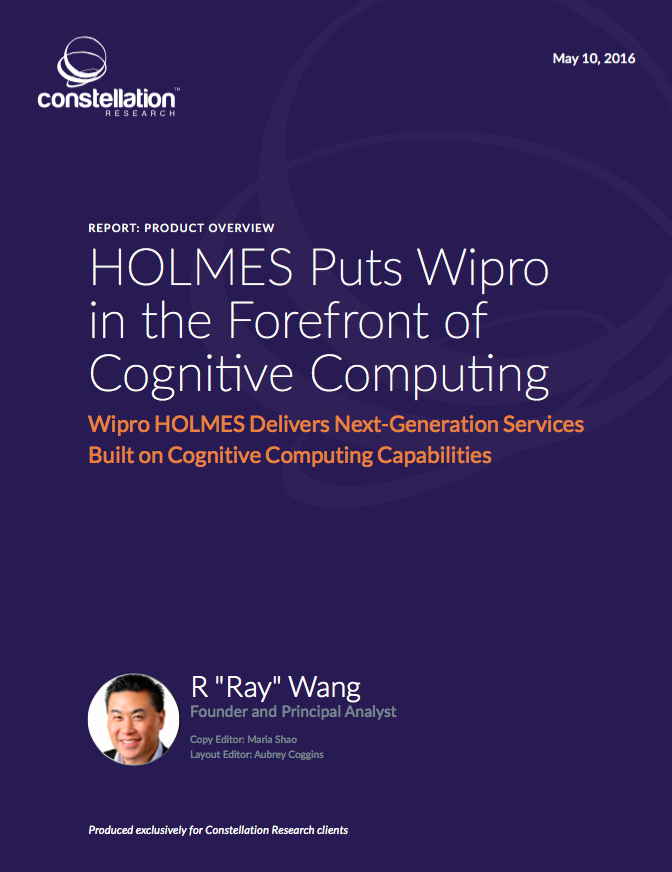 Wipro HOLMES Product Review