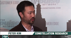 Peter Kim Interview Constellation Research