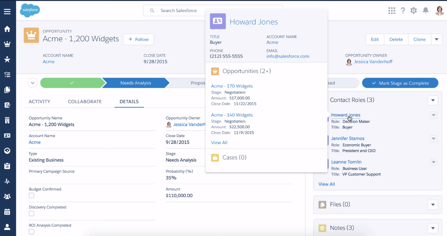 In The Next Version - The New Salesforce UI, Intelligence and ...