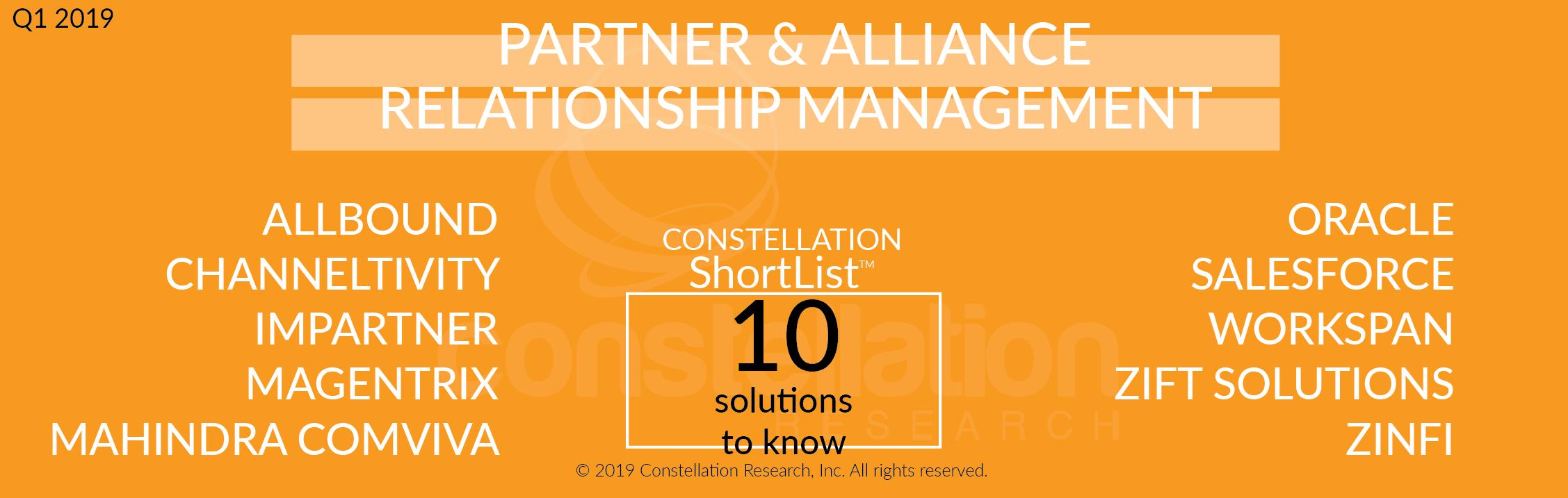 Partner in a relationship