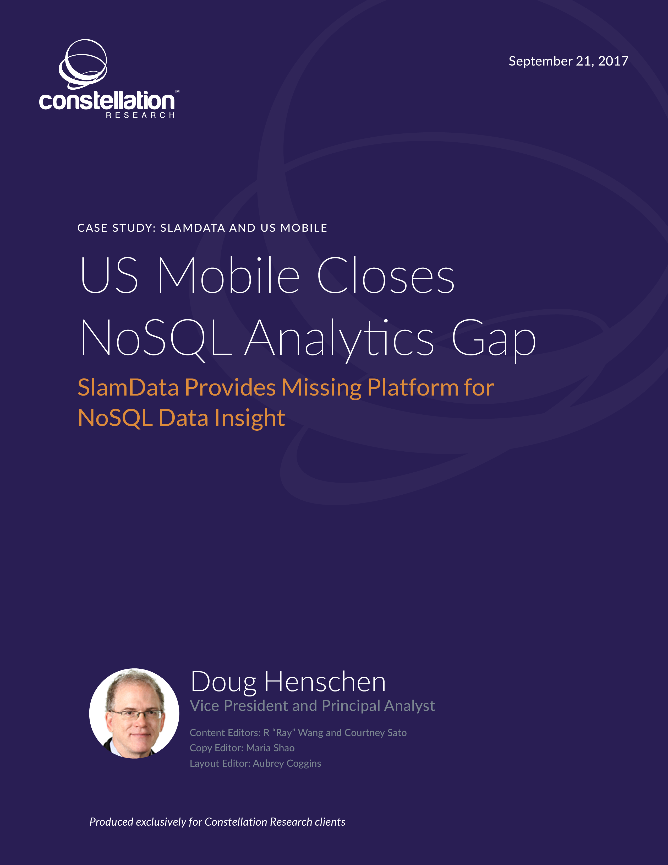 SlamData US Mobile Case Study