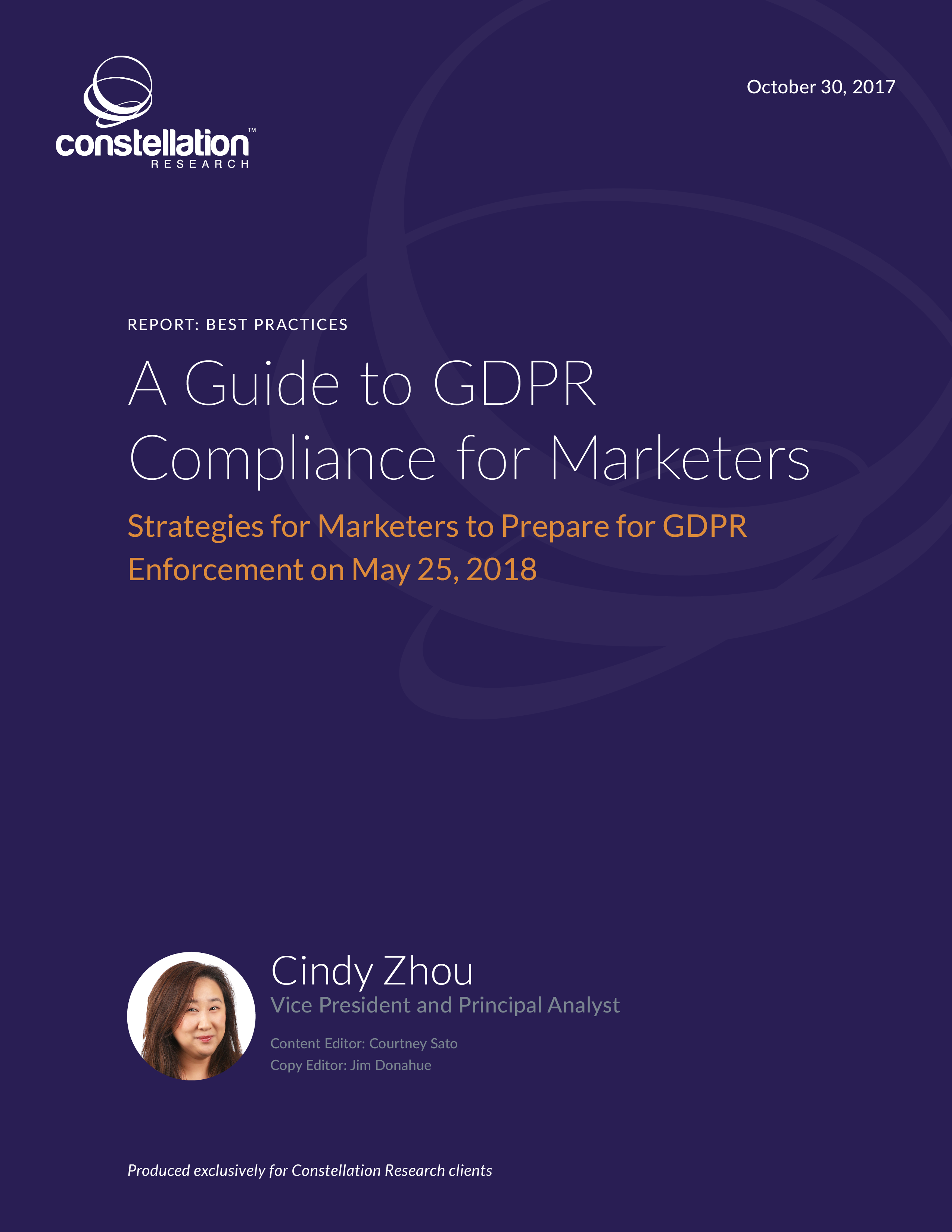 A Guide to GDPR Compliance for Marketers