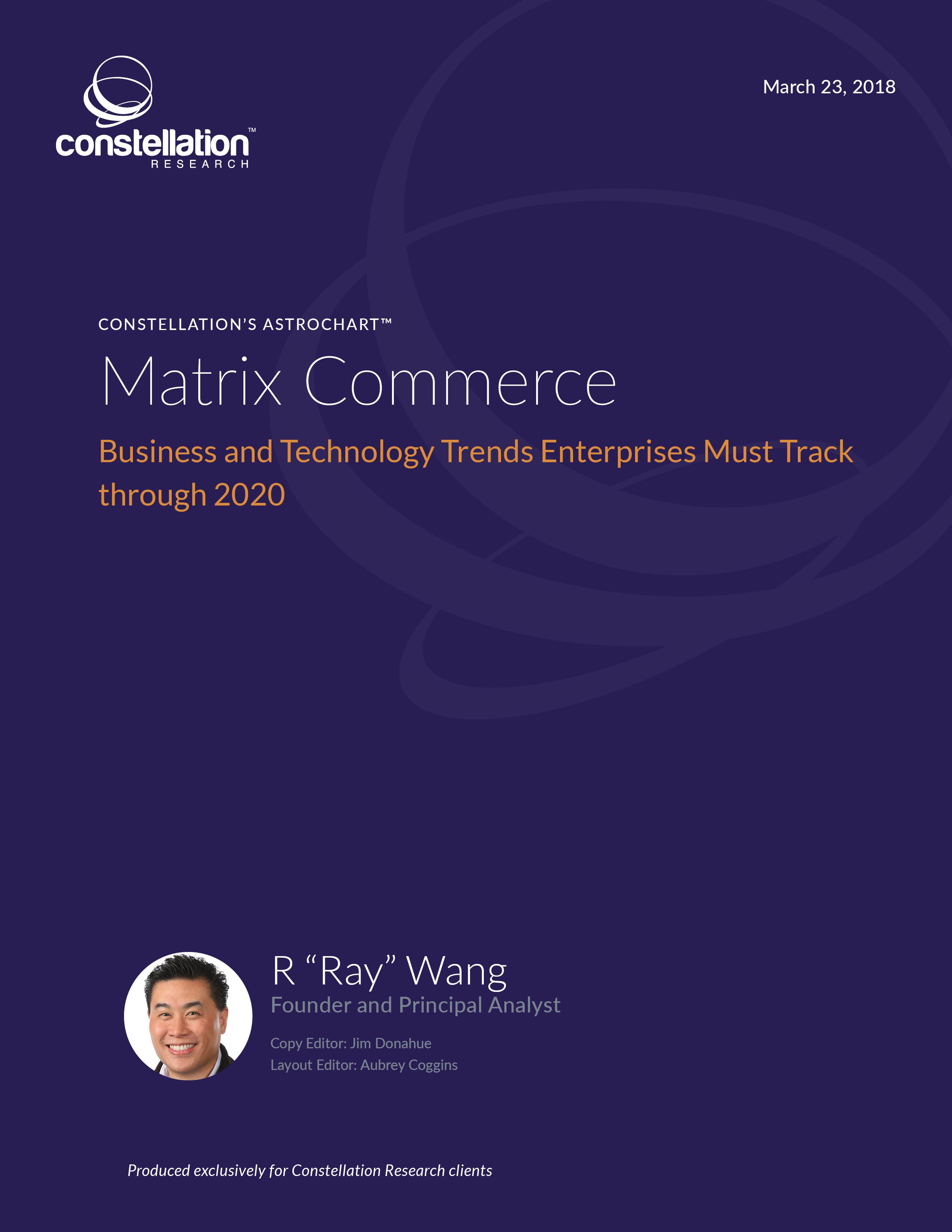 Constellation Astrochart for Matrix Commerce