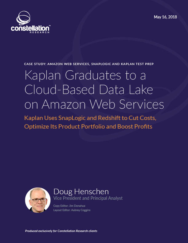 Kaplan Graduates to a Cloud Based Data Lake on Amazon Web Services