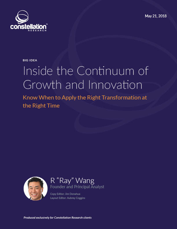 Inside the Continuum of Growth and Innovation