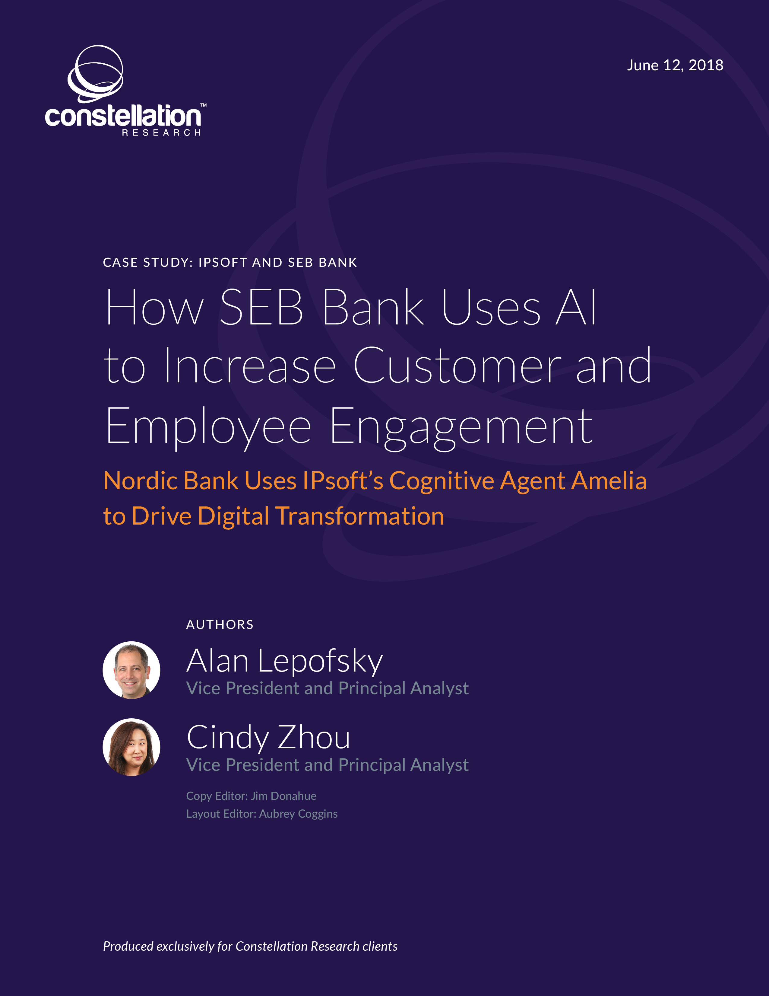 How SEB Bank Uses AI to Increase Customer and Employee Engagement