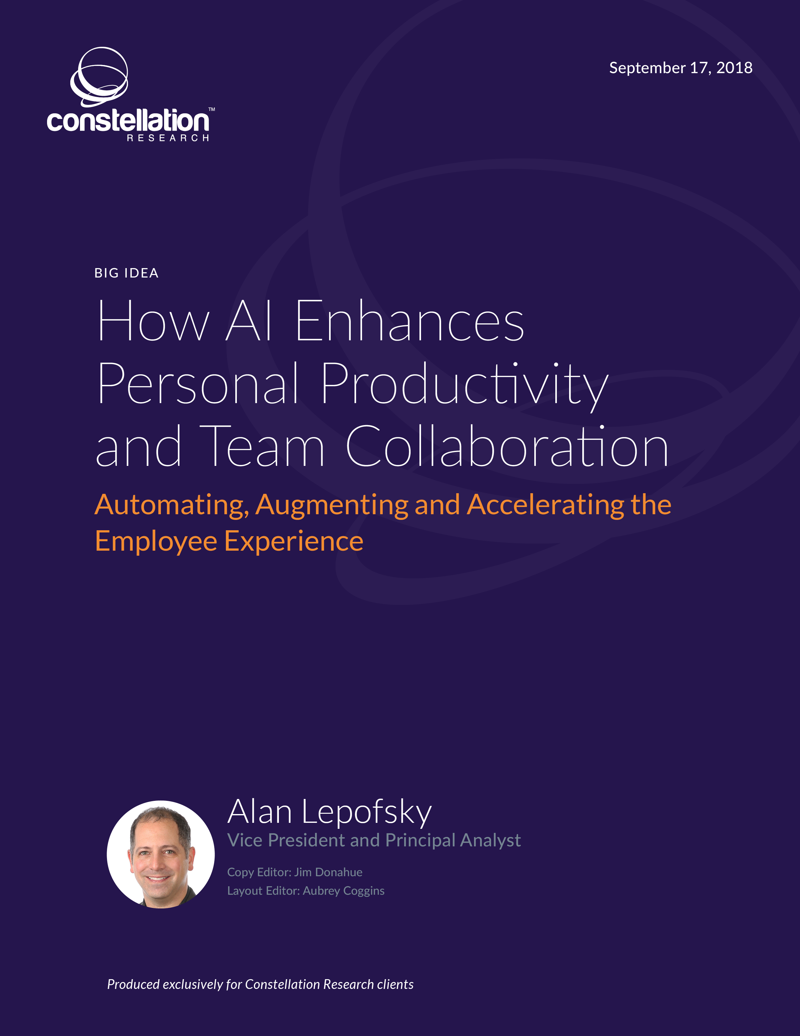How AI Enhances Personal Productivity and Team Collaboration