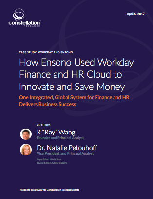 Workday Ensono Case Study Cover