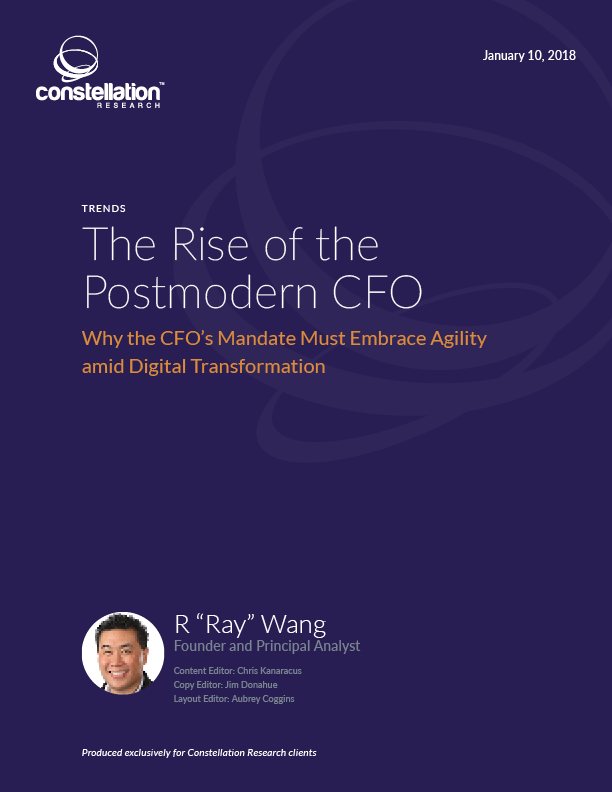 The Rise of the Postmodern CFO
