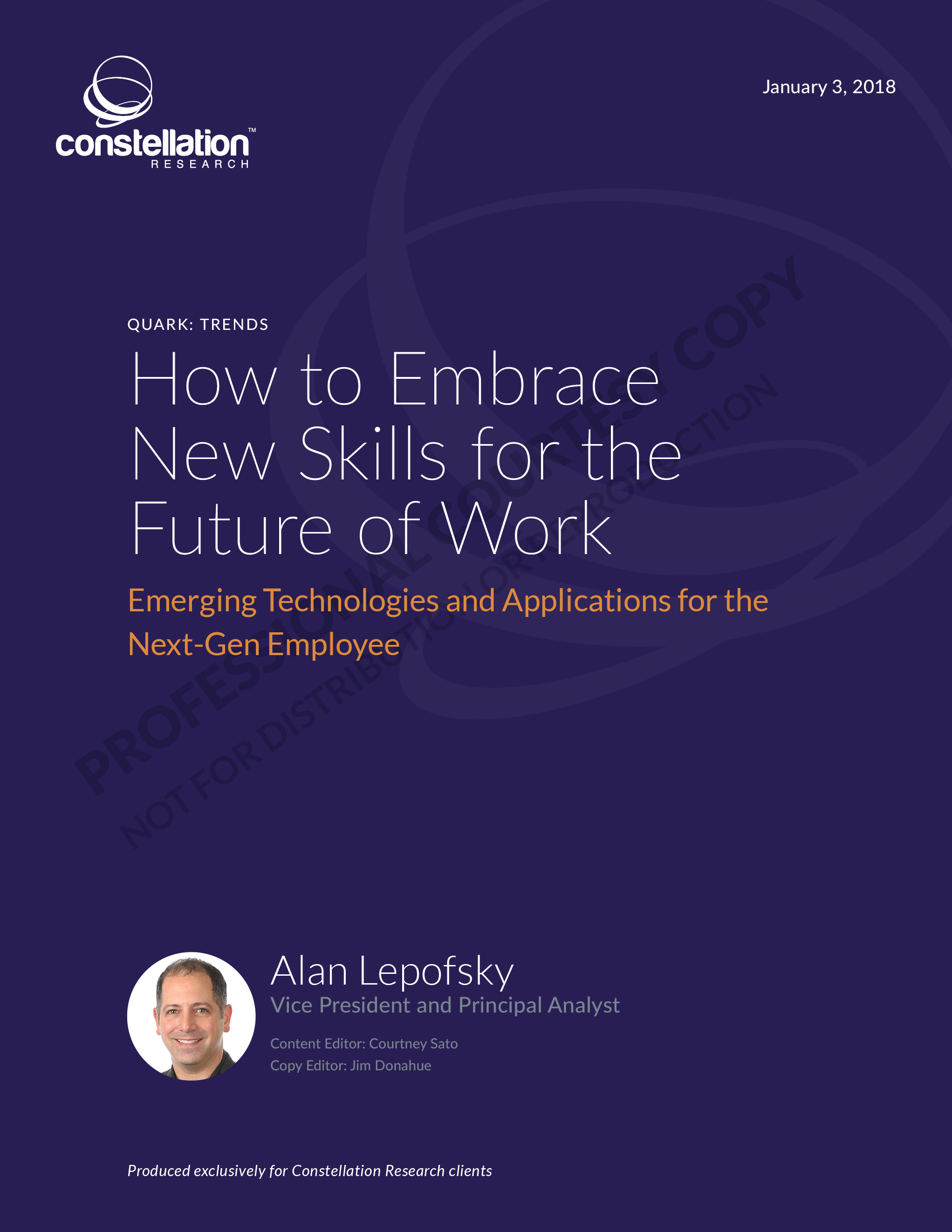 How to Embrace New Skills for the Future of Work