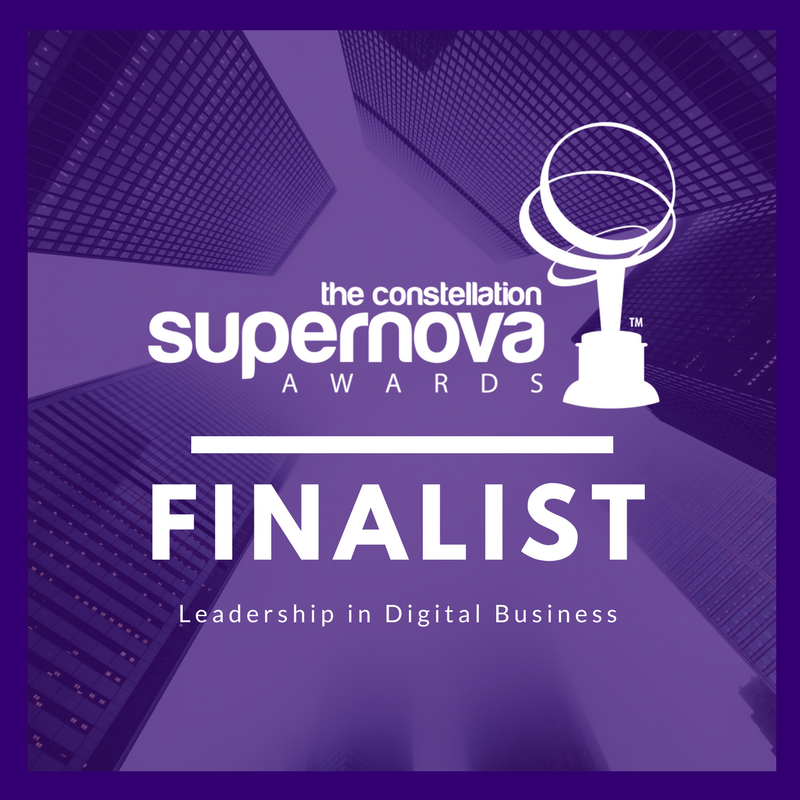 SuperNova Award Finalist Badge