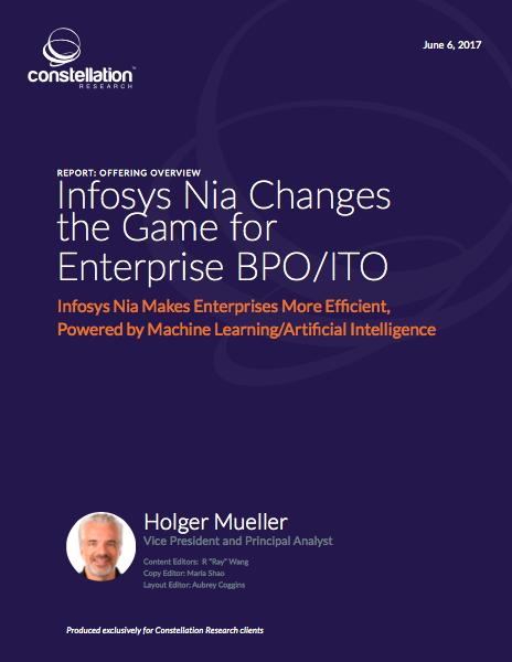 Infosys Nia Changes the Game for BPO/ITO