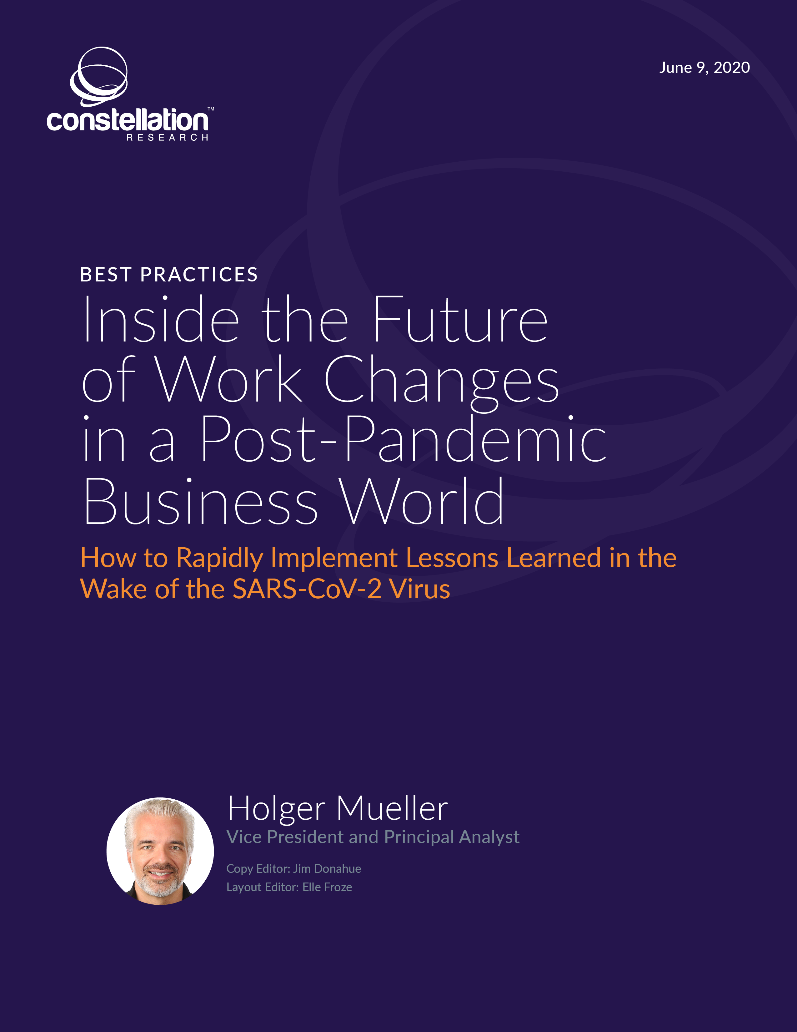 Inside the Future of Work Changes in a Post-Pandemic Business World