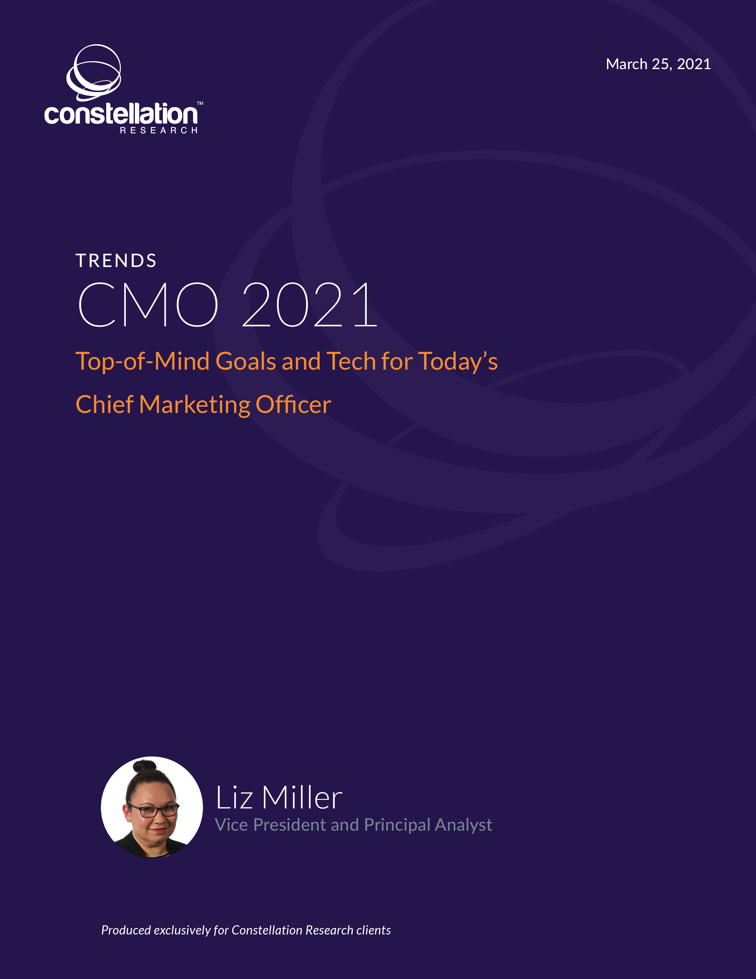 rwang0: MypOV: this is great! NEW Research – Trends: CMO 2021 https://t.co/UwVz3sEmVH by @lizkmiller @constellationr #Marketing #CMO #adobesummit
